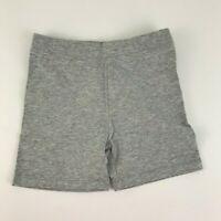 Gymboree Gray Bike Shorts Size S (5-6) NWT