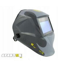SPARTUS PRO 301X GREY AUTODARKENING HELMET FROM 3A - THE BEST CHOICE FOR TIG