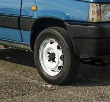 Coprimozzi Coppette ruota Borchie Tappi Coppe FIAT PANDA 750 4x4 Sisley uno Mk1