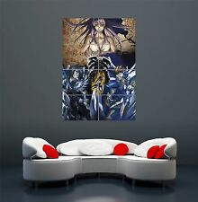 Saint seiya manga anime giant wall art print poster affiche picture WA154