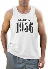 Retro Solid Sleeveless T-Shirts for Men