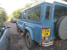 Land Rover Defender,110, County Station Wagon,300TDI,Diesel, 1986