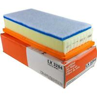 Original MAHLE Luftfilter LX 3284 Air Filter