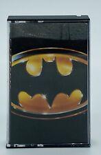 Batman Motion Picture Soundtrack Prince CASSETTE Tape 1989 Warner Bros