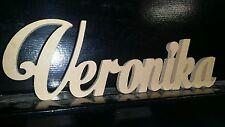 Large FREESTANDING NAME Nursery,Timber Custom wood cutout personalised