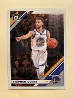 2019-20 Donruss Optic Stephen Curry #8 - ** MINT! WOW!! MUST SEE!!! **