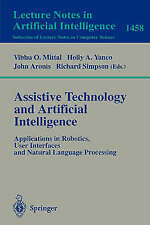 Assistive Technology and Artificial Intelligence: Applications in-ExLibrary