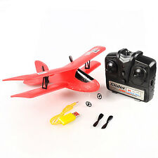 FX-808 Helicopter Plane Glider EPP Fixed-wing Airplane 2CH 2.4G RC Toy Gift
