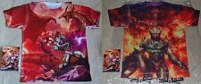 Gunlord T-Shirt relates to NeoGeo & Dreamcst AMAZING double-sided all-over print
