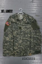 US Army Combat Shirt Size L-L Military
