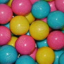 Dubble Bubble COTTON CANDY Gumballs 3lbs Approximately 55 Gum Balls Per Pound