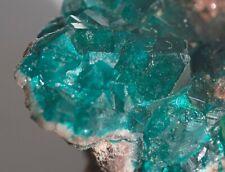 Dioptase Crystal Cluster, Tsumeb Mine, Namibia