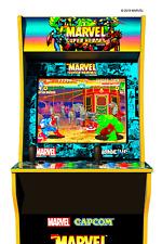 â–Marvel Superheroes Arcade1Up Retro Gaming Cabinet Machine 3 Game In 1 #5kbb