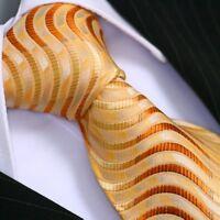 BINDER KRAWATTE tie slips corbata cravatte Dassen krawat галстук 144 gold
