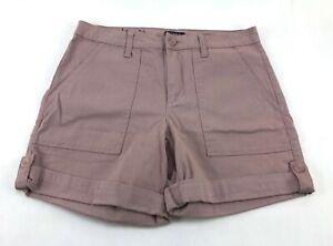 Jones New York Ladies' Soft Utility Bermuda Shorts Size 8 Pink