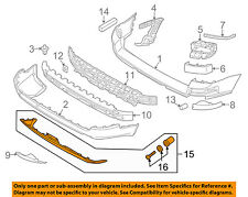 VOLVO OEM 07-14 XC90 Rear Bumper-Skid Plate 30678965