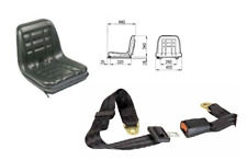 60604 SEAT TRACTOR COBO GT60 WITH GUIDE Fiat,Goldoni, New Holland+BELTS