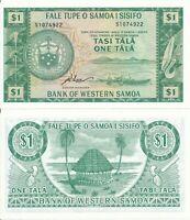 Samoa - 1 Tala 1967 - 2020 Limited official reprint 2020 Serie S UNC Lemberg-Zp