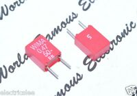 4pcs - WIMA MKS2 0.47uF (0,47µF 470nF) 50V 5% pitch:5mm Capacitor - NOS