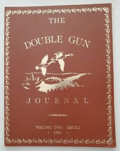 The Double Gun Journal  - Volume Two Issue 2 - 1991