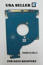 Seagate Momentus 320GB ST320LT012 PCB Board 100696152 REV C. For Data recovery