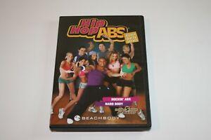 Hip Hop Abs Dance Party Series Beachbody Shaun T Rockin' Abs Hard Body DVD