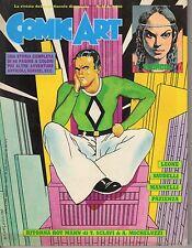 Rivista COMIC ART ANNO 1988  NUMERO 43 MANELLI - PAZIENZA - SAUDELLI - LEONE