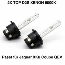 2x Neu Top D2S 6000K 35w Xenon Ersatz Lampen Jaguar XK8 Coupe QEV