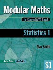 Modular Maths for Edexcel A/AS Level Statistics 1: Vol 1 (Modular Maths For A/,