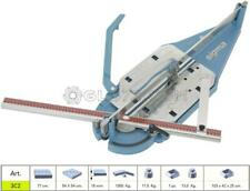 TILE CUTTER MACHINE MANUAL PULL HANDLE SIGMA 3C2 CUTTING LENGHT 77 CM