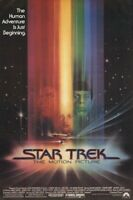 STAR TREK I ~ THE MOTION PICTURE ONE SHEET  24x35 MOVIE POSTER Shatner Nimoy