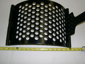 "Troy Bilt chipper screen models 47285 47266 Part # 1900172 & 1900321 3/4"" holes"