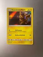 Pokemon Meisterdetektiv Pikachu - Holo Karte Preview - Mint - No Glurak