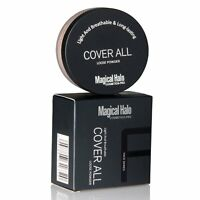 Translucent Face Makeup Smooth Foundation Waterproof Loose Powder Finish Powder