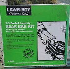 Toro Lawn Boy 89906 Lawnboy Lawnmower Mower REAR BAGGER KIT OEM BRAND NEW