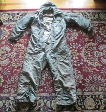 Flight Suit Medium Long USAF Military Coveralls Cold Weather Uniform