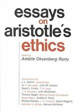 """Essays on Aristotle's """"Ethics"""" (Philosophical Traditions), Good Condition Book,"""