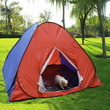 Instant Automatic Pop Up Camping Children Play Tent Kid Play Indoor Outdoor Room