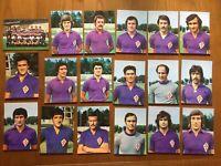 Autogrammkartensatz AC FLORENZ 76/77-Firenze/Fiorentina-Set/Sammlung-ITALIEN-AK