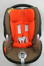 Cybex Aton Q Platinum Line Mahagony Brown Autoschale Babyschale