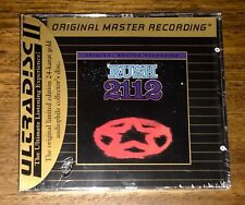 RUSH 2112  MFSL 24 KARAT GOLD CD ~ STILL FACTORY SEALED!