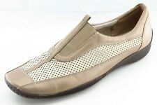 Amalfi Size 11 M Brown Loafer Leather Women Shoes