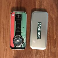 Philadelphia Eagles NFL Game Time Agent Series Mens Watch With Tin New (P3