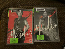 How to Get Away With Murder: Complete First & Second Season DVD Set Season 1 + 2
