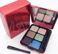Mac Poppy Devoted 6 Shades Eyeshadow Palette Limited Edition NIB