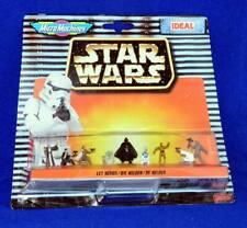 Star Wars Micro Machines Heroes Europe Exclusive? 9 mini figurines in Package