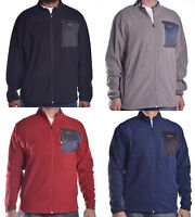 Greg Norman $75 Five Iron Golf Performance Fleece Jacket Choose Size & Color
