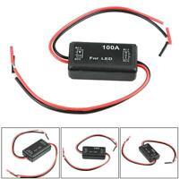 12-16V LED Strobe Flash Light Switch Module Rear Brake Stop Light Controller