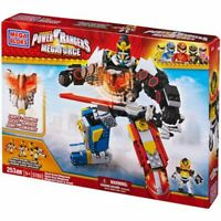 Mega Bloks 5782 Power Rangers MEGAFORCE MEGAZORD LEGO COMPATIBILE ►NEW◄ MISB