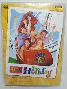 Hi-5 Holiday (DVD 2004 PAL Region 4) Original Hi-5